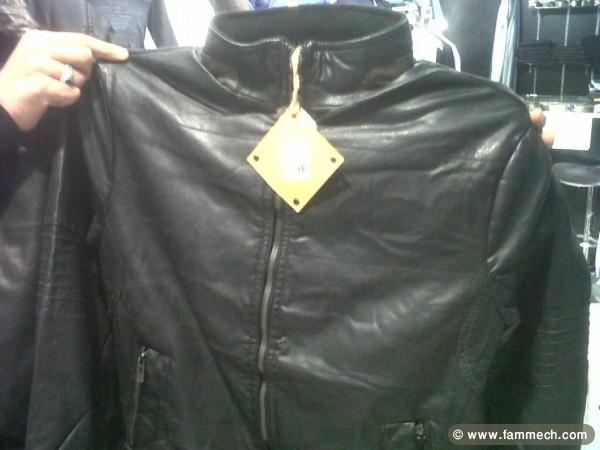 Bonnes Tunisie Vêtements Blouson Affaires Cuire Accessoires BPwzqBr5