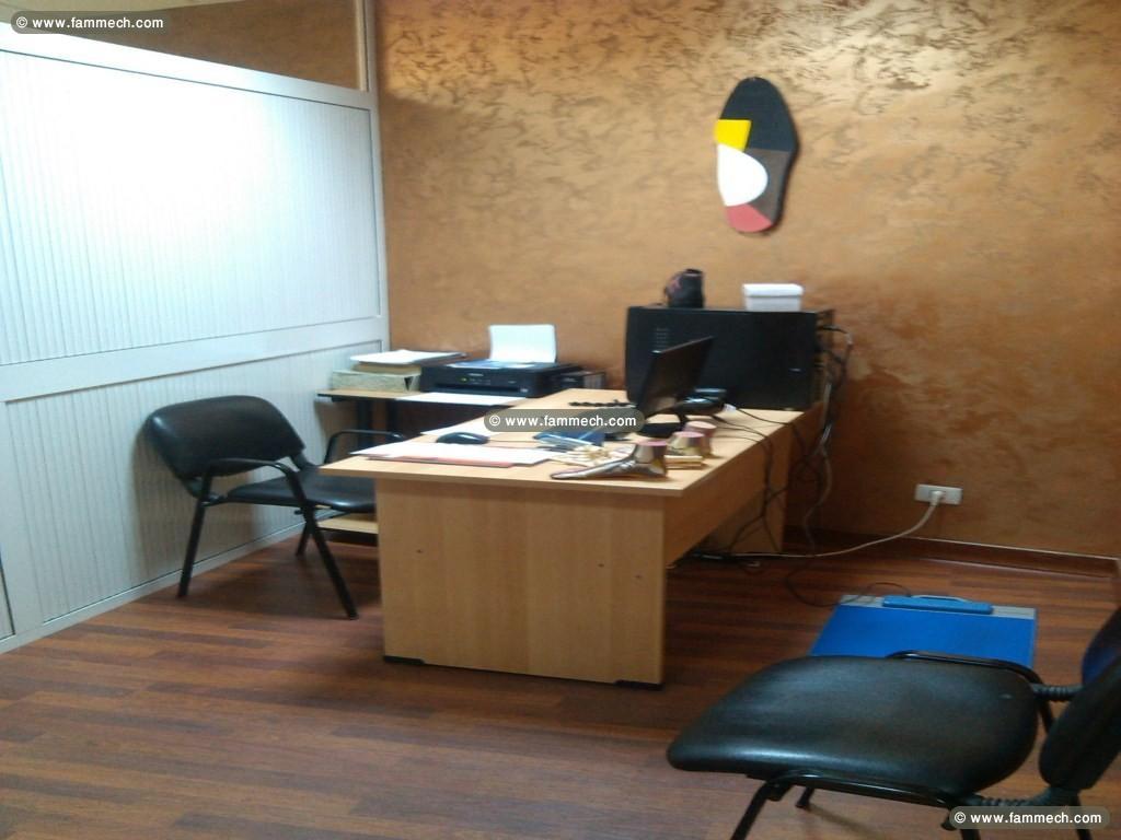 Immobilier tunisie location bureaux cite el khadra bureau