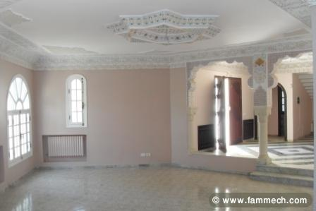 Immobilier tunisie location maison hammam sousse villa for Decoration interieur maison americaine