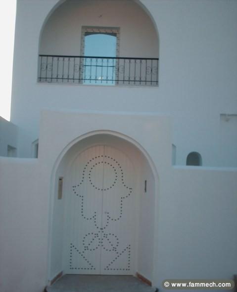 immobilier tunisie vente maison houmet essouk villa vendre djerba en tunisie 1. Black Bedroom Furniture Sets. Home Design Ideas