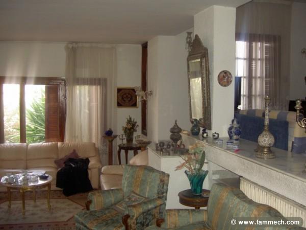 Immobilier tunisie vente maison ariana ville vente villa el menzah 7 3 - Decoration villa en tunisie ...