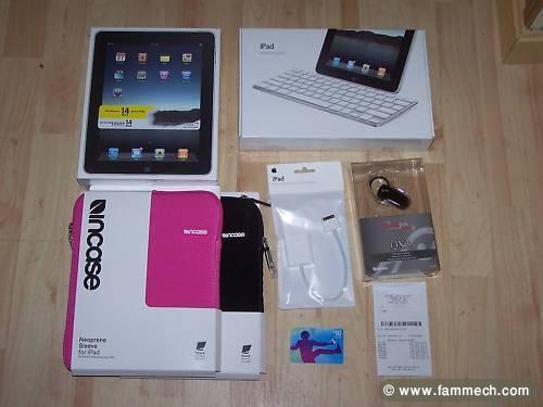 bonnes affaires tunisie tablette tactile apple ipad 64gb tablet. Black Bedroom Furniture Sets. Home Design Ideas