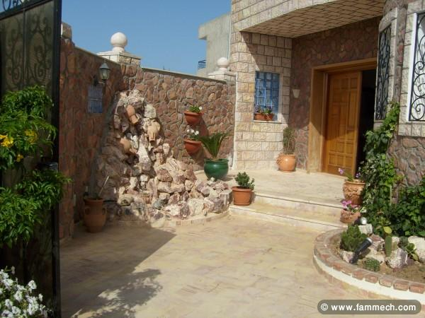 Decoration Villa En Tunisie : Decoration de jardin tunisie