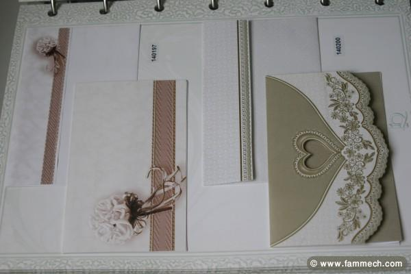 Bonnes Affaires Tunisie  Collections  invitation mariage 3