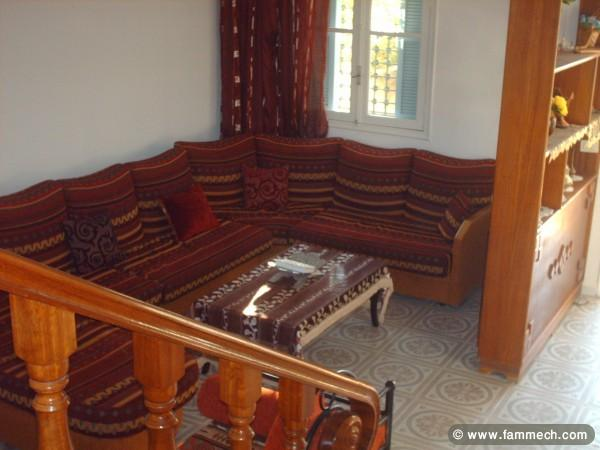 Immobilier tunisie vente maison ksour essaf belle for Inter meuble sousse