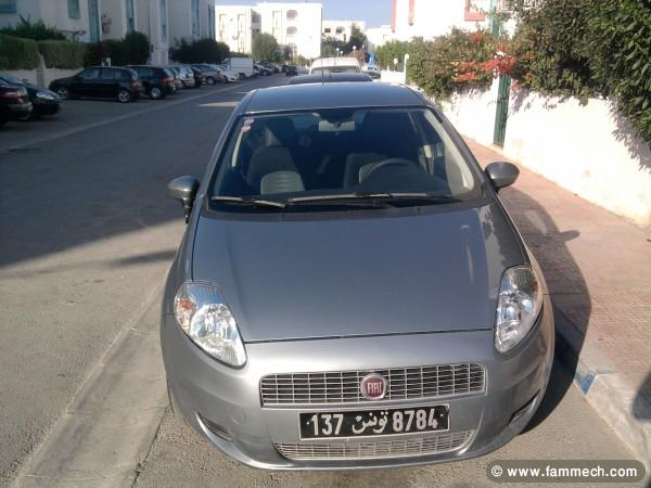 voiture occasion fiat grande punto tunisie. Black Bedroom Furniture Sets. Home Design Ideas