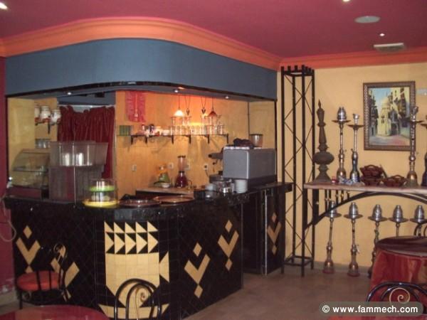 Immobilier tunisie fond de commerce cite el khadra