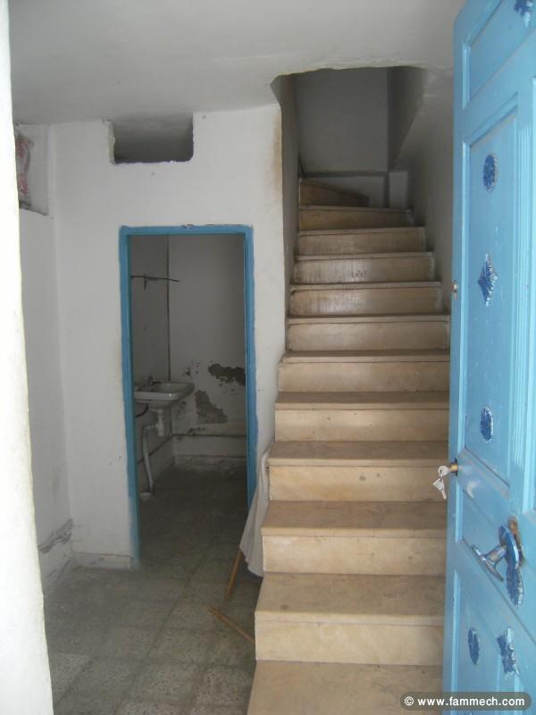Immobilier tunisie vente maison bab souika vente for Vente maison appartement