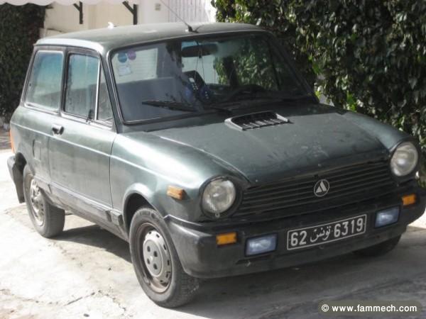 voitures tunisie autobianchi a112 ariana autobianchi a112 abarth. Black Bedroom Furniture Sets. Home Design Ideas