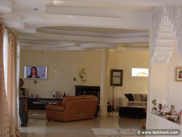 Plan Maison 100m2 Tunisie : Immobilier tunisie vente maison akouda villa à
