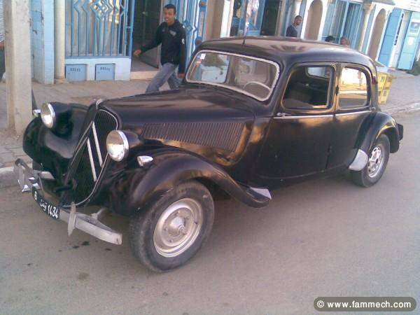 Voitures tunisie citroen traction medenine vendre traction - Tayara meuble occasion tunisie ...