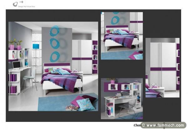 Bonnes affaires tunisie maison meubles d coration for Amenagement dressing 3d