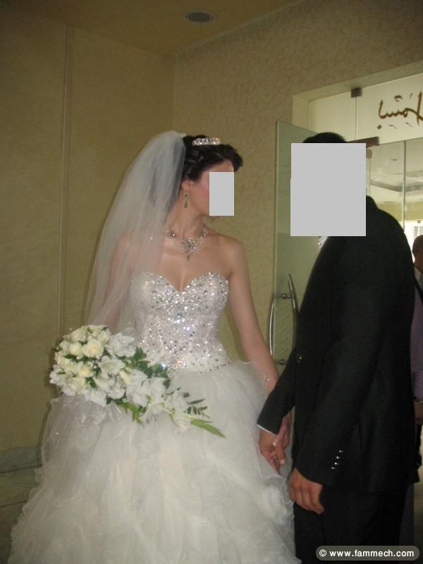 vente robe de mariée demetrios