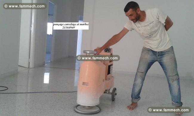 bonnes affaires tunisie bricolage jardin chauffage polissage et nettoyage de carrelage 4. Black Bedroom Furniture Sets. Home Design Ideas