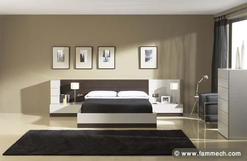 Les concepteurs artistiques chambre a coucher tunisie for Chambre a coucher tunisie meublatex
