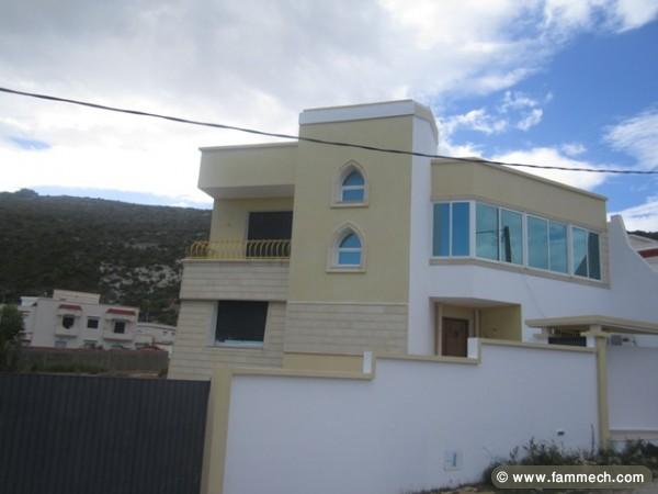 Immobilier tunisie vente maison bizerte nord a vendre for Annonce maison tunisie
