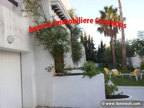 Immobilier tunisie vente maison el menzah a vendre for Agence immobiliere zaghouan