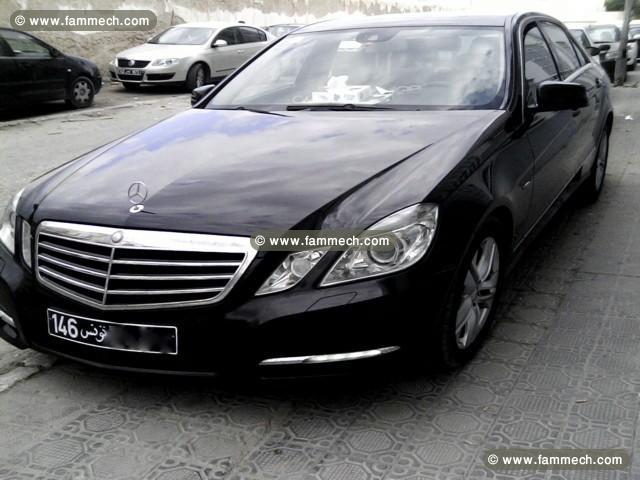 voitures tunisie mercedes classe e sfax a vendre mercedes benz e200 bonne accasion 1. Black Bedroom Furniture Sets. Home Design Ideas