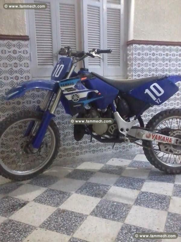 voitures tunisie yamaha monastir a vendre moto cross. Black Bedroom Furniture Sets. Home Design Ideas