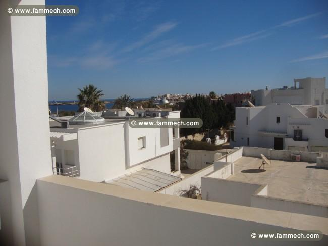 immobilier tunisie vente appartement monastir a vendre un appartement s 2 haut standing avec vue. Black Bedroom Furniture Sets. Home Design Ideas