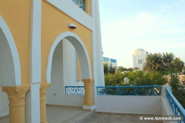 Immobilier tunisie vente maison midoun annonces for Annonce maison tunisie