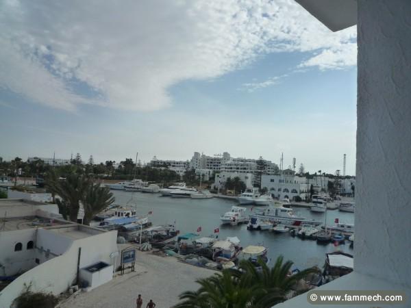 Immobilier tunisie location vacances hammam sousse - Location appartement port el kantaoui sousse ...
