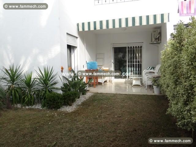 Immobilier tunisie vente appartement hammamet for Jardin 2000 tunisie