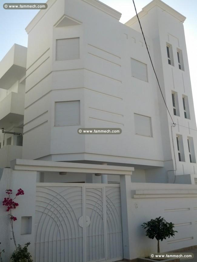 Immobilier tunisie location maison hammam sousse for City meuble hammam sousse tunisie