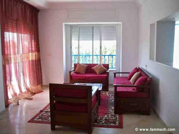 Immobilier tunisie location appartement hammamet for Meuble 5 etoiles tunis