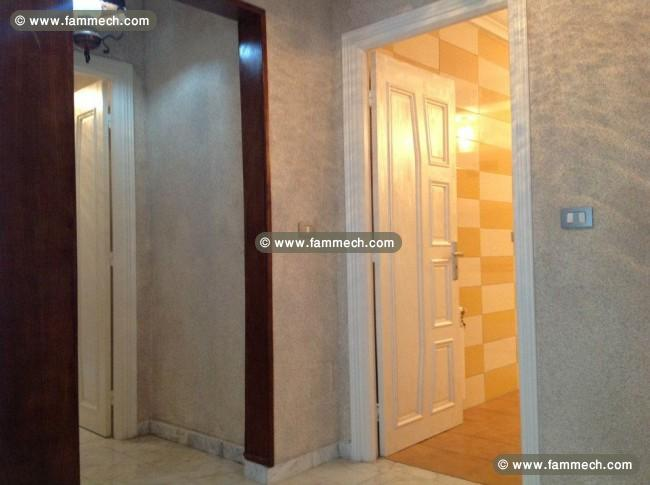 Immobilier tunisie location appartement la soukra for Meuble 5 etoile soukra