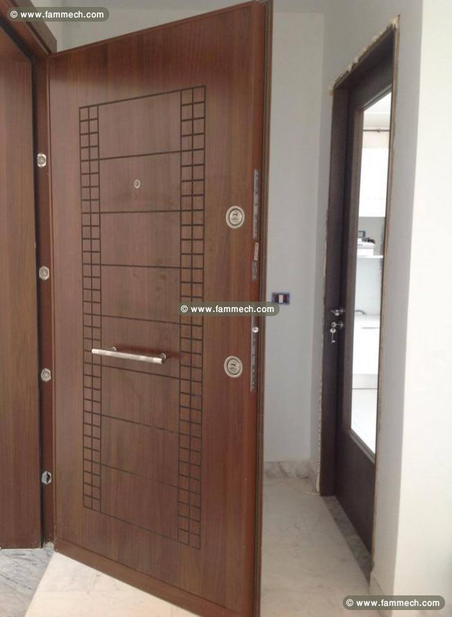 Immobilier tunisie vente appartement a n zaghouan appartement s3 tr s haut standing ain - Porte appartement bois ...