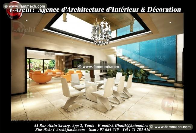 Immobilier tunisie services immobiliers el menzah for Formation decoration interieur tunisie