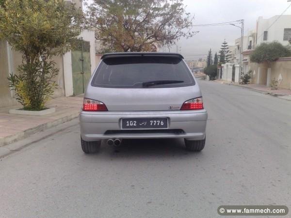 Piece de rechange peugeot 106 tunisie
