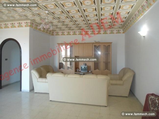 immobilier tunisie vente maison hammam sousse belle maison style am ricain. Black Bedroom Furniture Sets. Home Design Ideas
