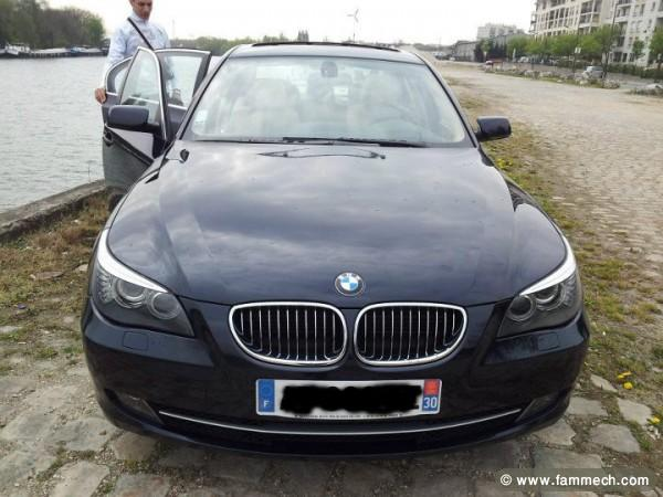 voitures tunisie bmw 525 monastir bmw 525d diesel. Black Bedroom Furniture Sets. Home Design Ideas