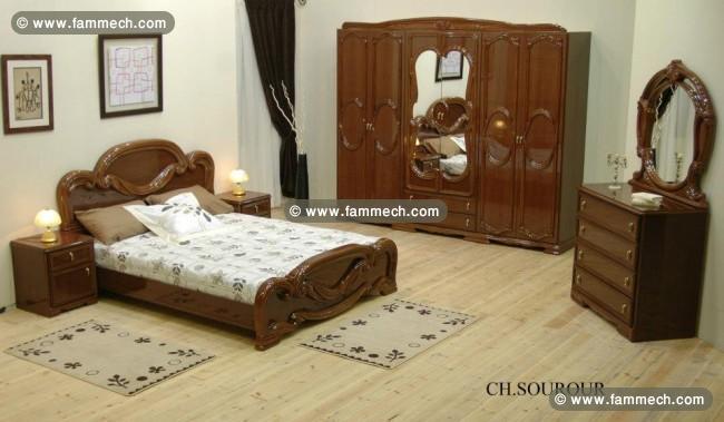 Meuble chambre bebe meublatex avec des for Meuble chambre a coucher en tunisie