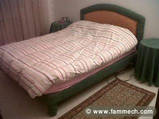 bonnes affaires tunisie maison meubles d coration chambre coucher vendre. Black Bedroom Furniture Sets. Home Design Ideas