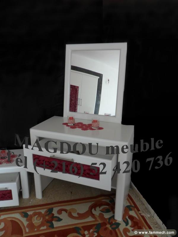 Meuble chambre single tunisie for Inter meuble sousse