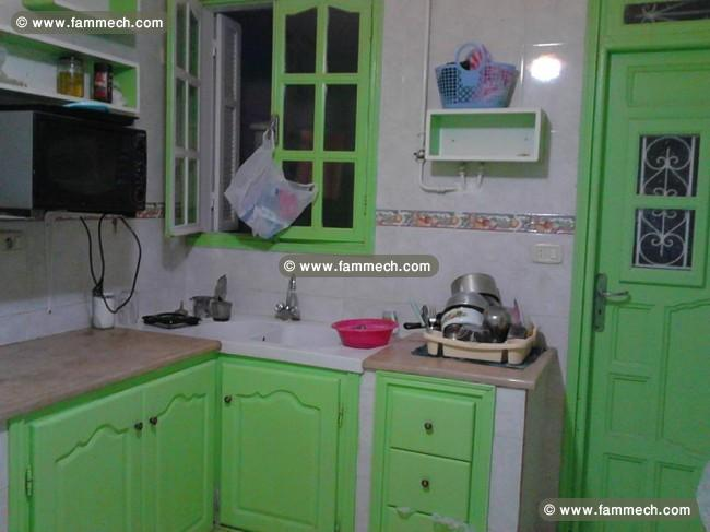 Immobilier tunisie location maison el omrane superieur for Chambre a partager