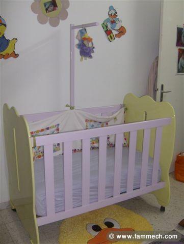 Chambre b b tunisie design d 39 int rieur et id es de meubles for Meuble bebe tunis