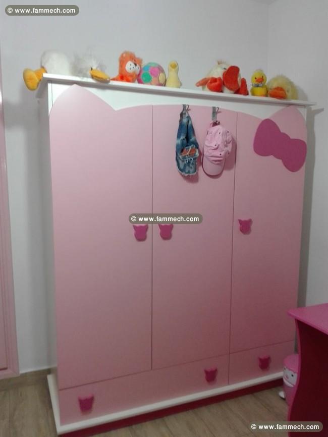 Chambre Hello Kitty Complet : Bonnes affaires tunisie maison meubles décoration