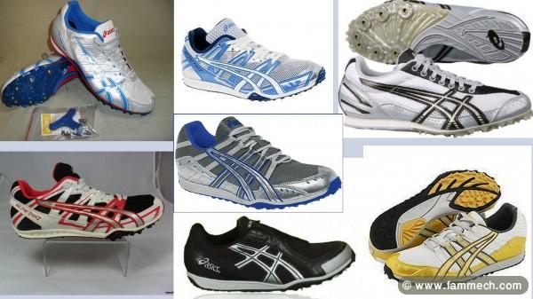 Chaussures de sport asics à 35 DT
