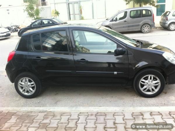 voitures tunisie renault clio iii tunis clio 6 vendre 3. Black Bedroom Furniture Sets. Home Design Ideas
