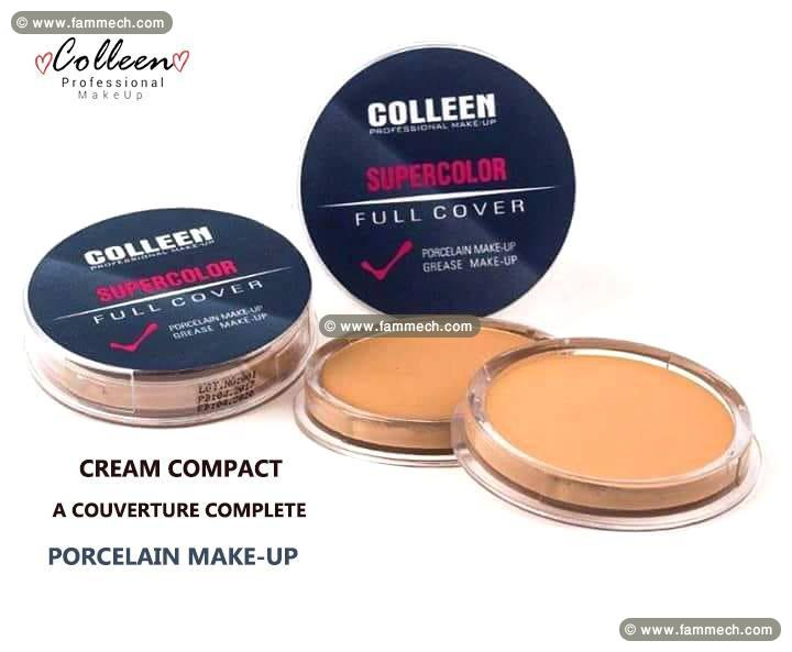 Colleen makeup tunisie
