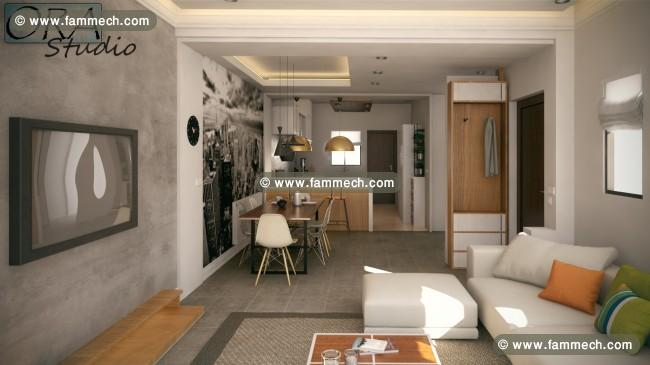 Stunning Decoration Interieur Maison En Tunisie Images - Design