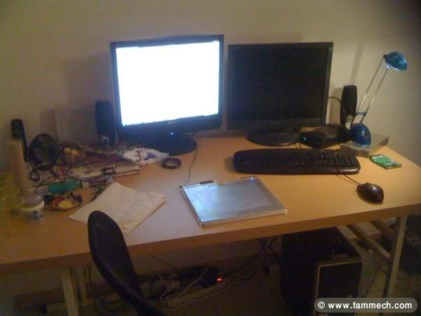 bonnes affaires tunisie ordinateurs de bureau ecran pc. Black Bedroom Furniture Sets. Home Design Ideas