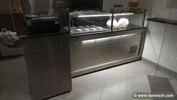 Materiel pizzeria tunisie location avec cuisine quip e for Four professionnel restauration