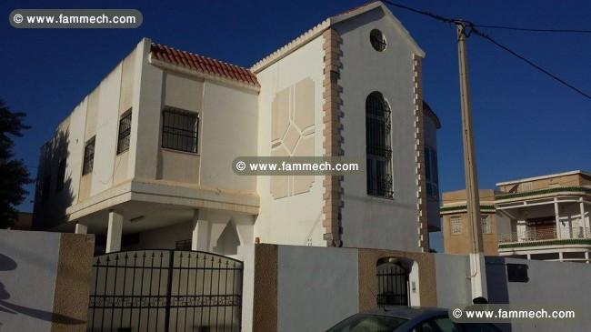 Immobilier tunisie location maison sfax ville etage de for Budget construction maison tunisie