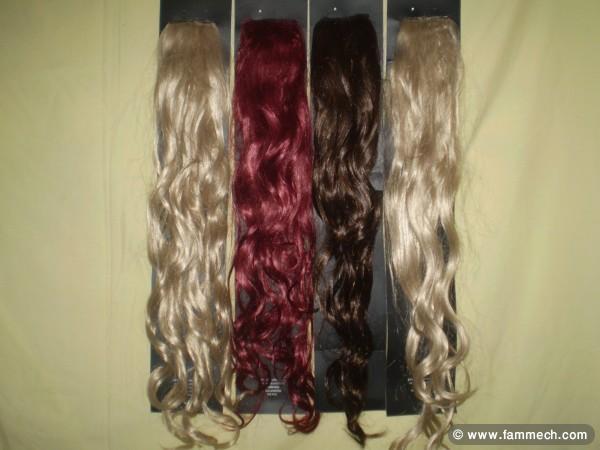 Extension de cheveux a tunis