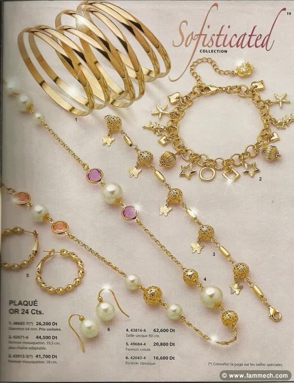 faux bijoux Cristian Lay
